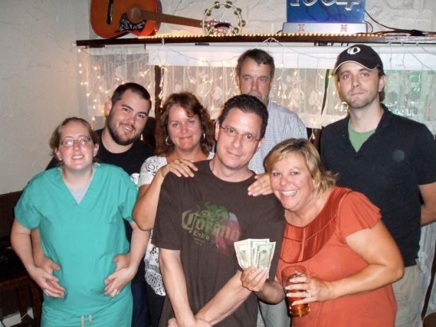 Aug Quiz Cash winners