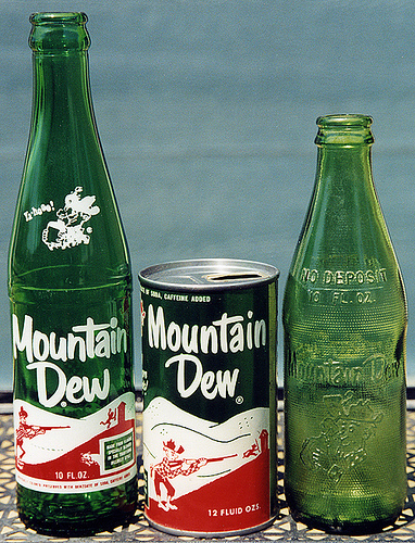 Soft Drink Word East Tennessee